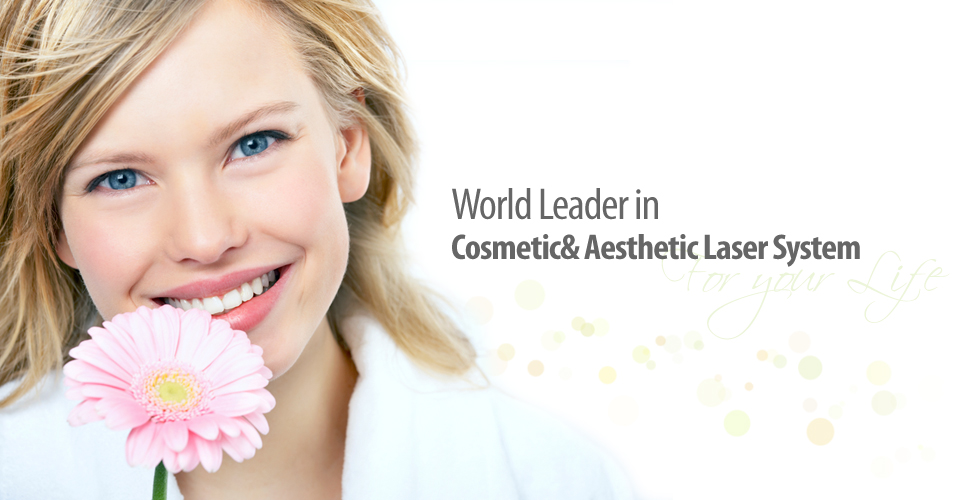 World Leader in Cosmetic & Aesthetic Laser System